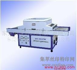 供应平面UV光固机EB-800PM进口灯管恒晖大厂直销