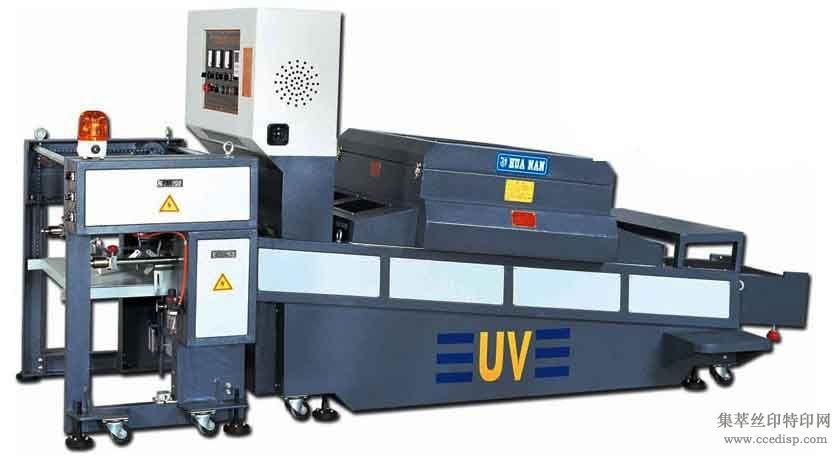 智能卡磁卡胶印低温高速UV光固机