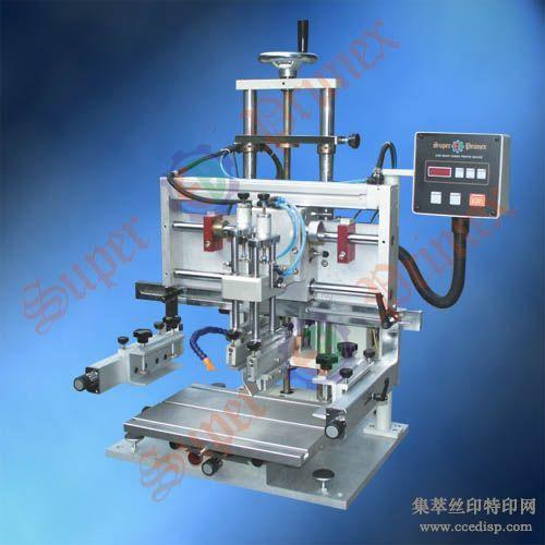 供应品牌S-200HFC气动平面丝印机