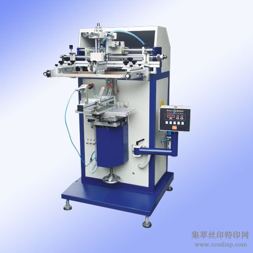 供应S-450M平圆两用丝印机