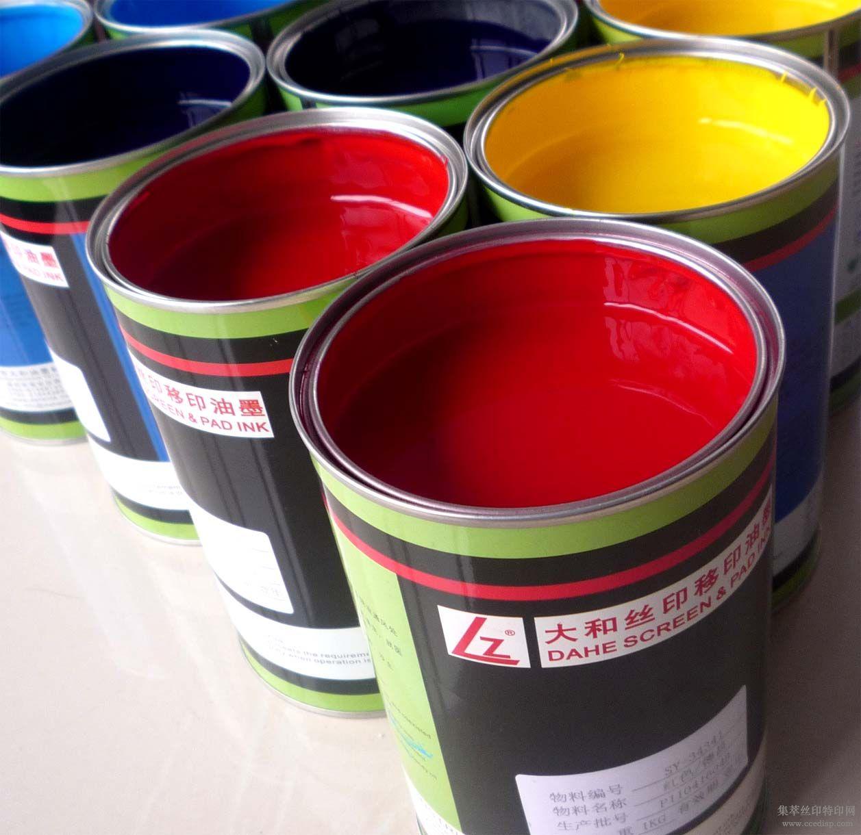陶瓷印刷油墨