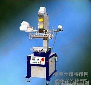 供应平面烫金机-恒晖牌H-400气动平面烫金机-东莞厂家