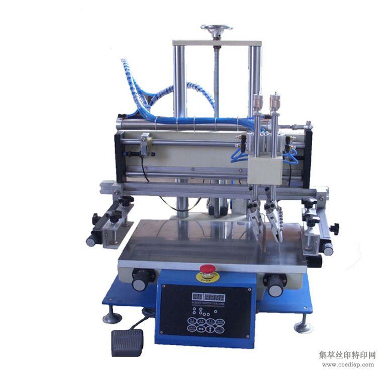 东莞3050小型单色平面丝印机