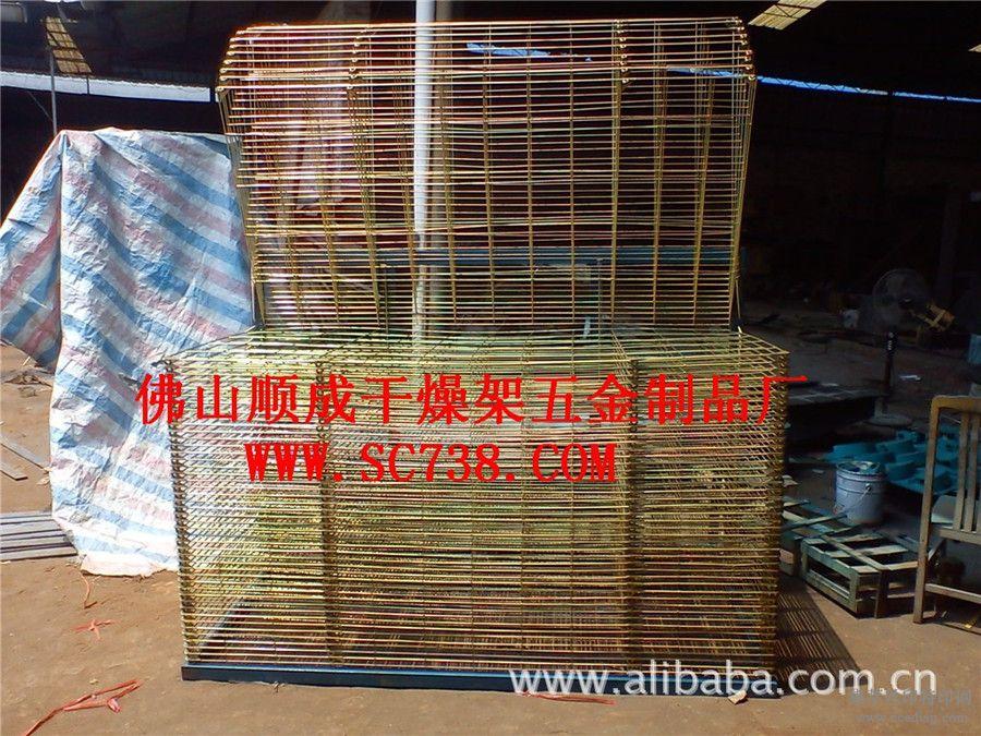 广西单板桉木干燥架千层架