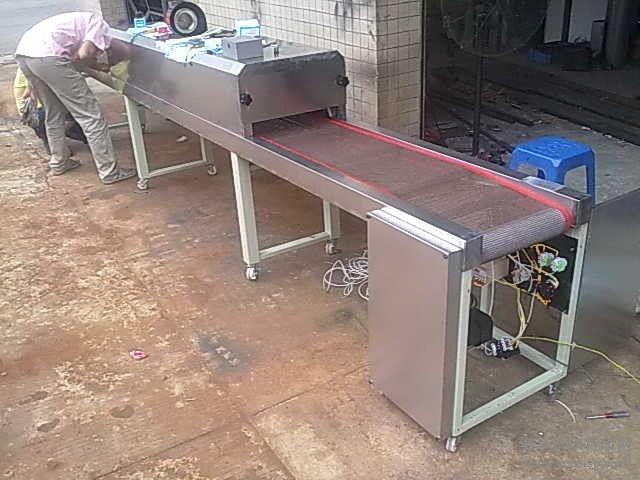 东莞紫外线UV隧道烘干炉
