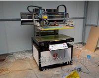光盘丝印机手机壳丝网印刷机塑料壳丝印机线路版
