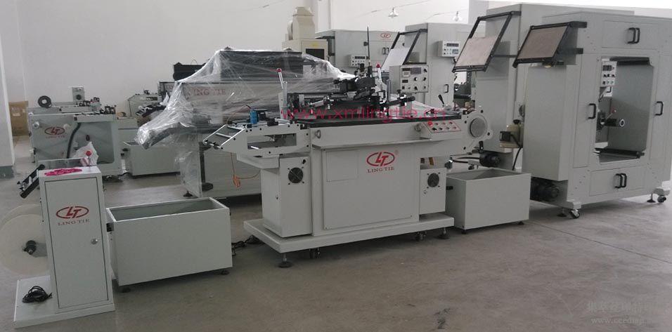 全自动热转印丝网印刷机