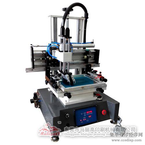 东莞小型平面丝印机台式丝印机直销
