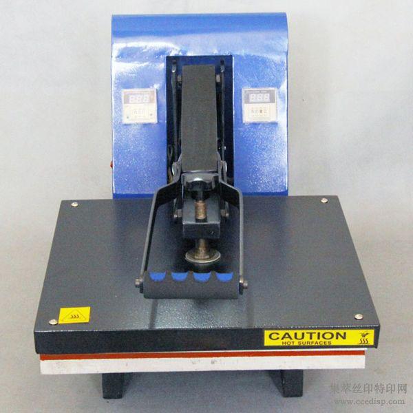 SN-GY04三代高压热转印机(红黑款)