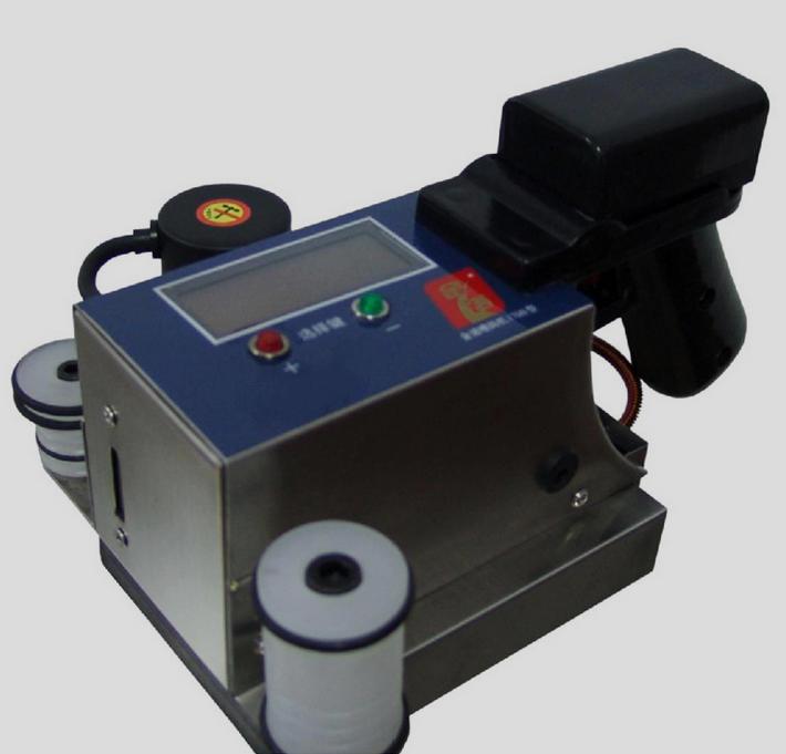 170手持高解析喷码机木工板材喷码机可喷多色
