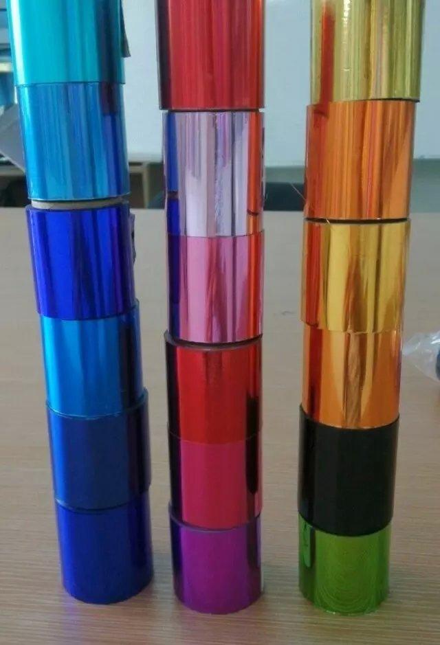 供应软管烫金纸,塑料瓶烫金纸,塑料管烫金纸