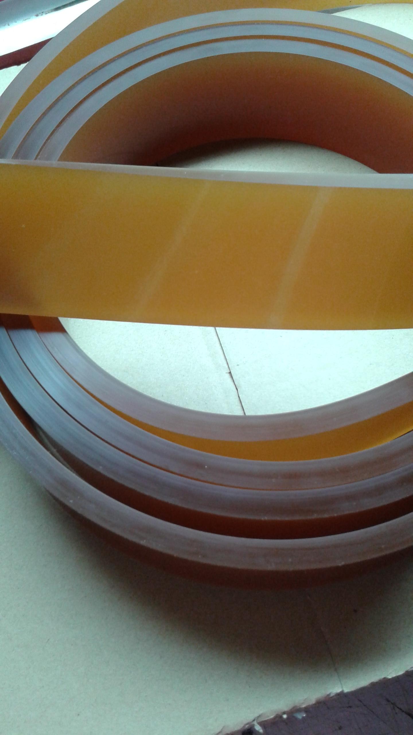 供应优质优价丝印刮胶、胶皮