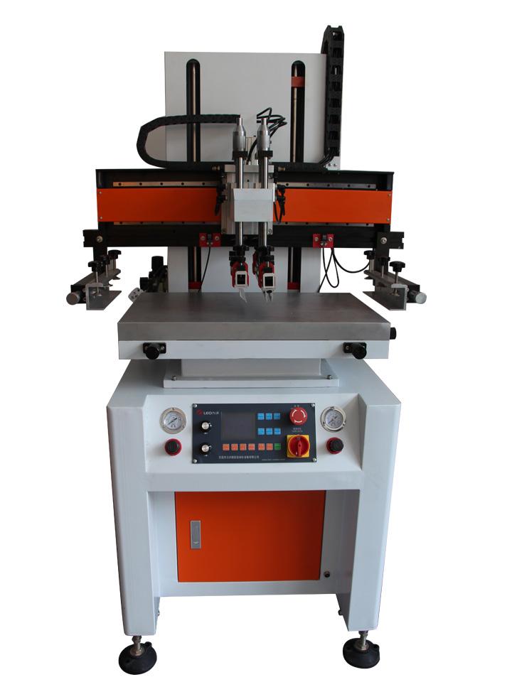 哪里有标准平面丝印机LWS-3050B型号的机器图