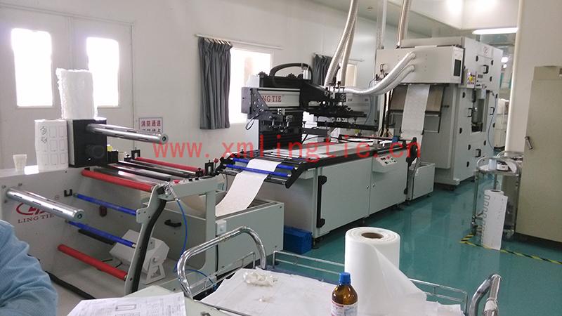 专业制造---优质滚筒式丝印机(LTA-460)