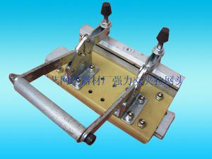 供应钢艺可定做拉网机夹头