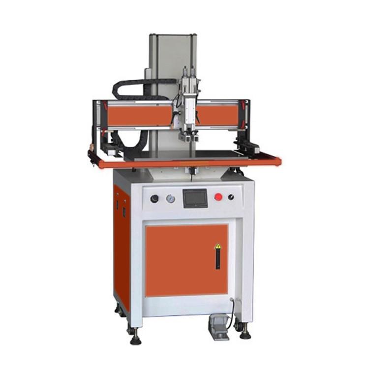 LWS-3050SE伺服精密型平面丝印机 标签印刷机 不干胶小型印刷机