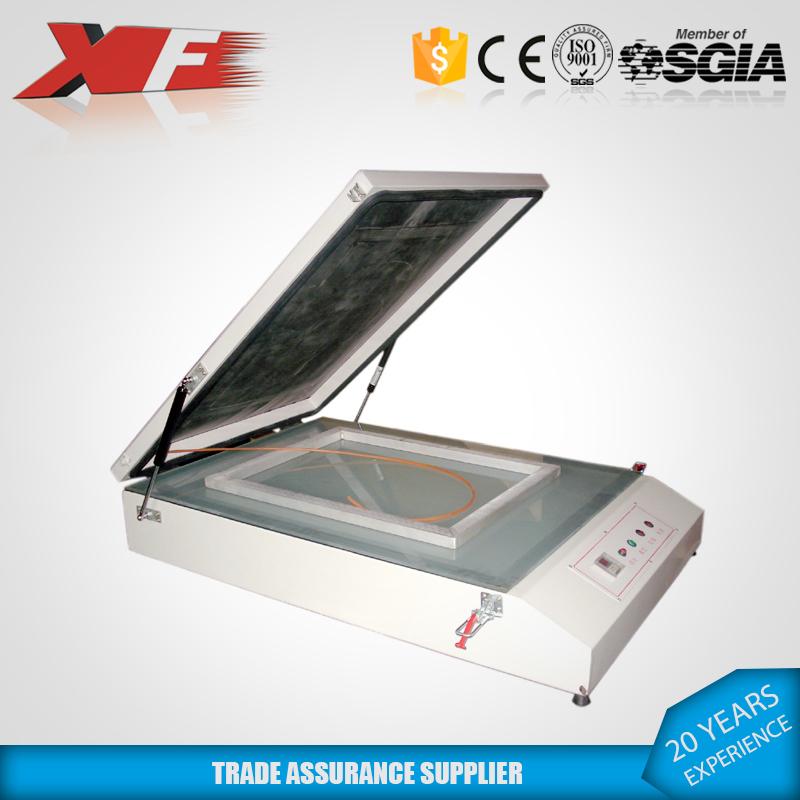 台式曝光机小型晒版机制版设备