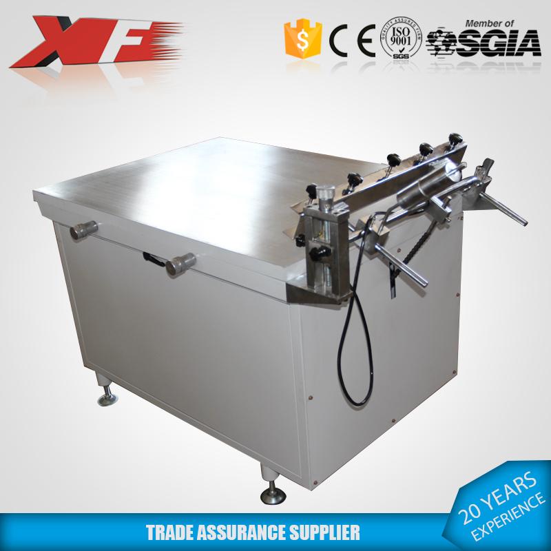 平面丝印台丝网印刷机吸气平台规格大小可定制