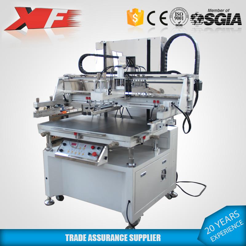 半自动丝印机丝网印刷设备电动式丝印机垂直平面丝印机