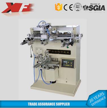 半自动曲面丝印机气动水杯丝印机规格可定制