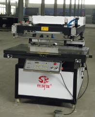 供应丝珂瑞精密斜臂式平面丝印机