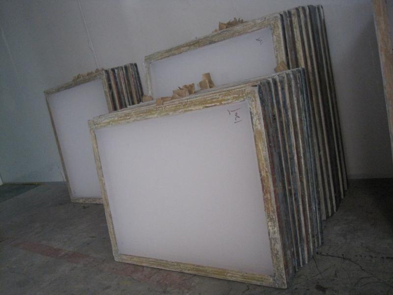丝印网板 广州华翌老字号生产丝印网板专家