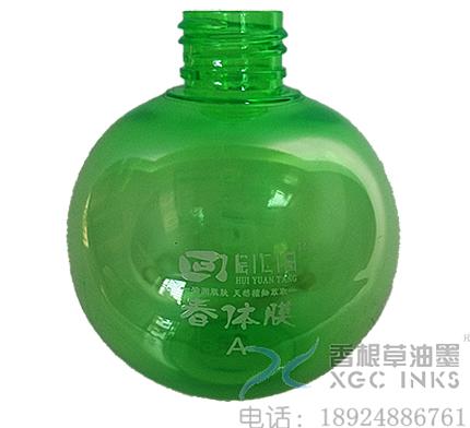 UV PET油墨|UV塑料油墨|光固化PET油墨-香根草品牌油墨
