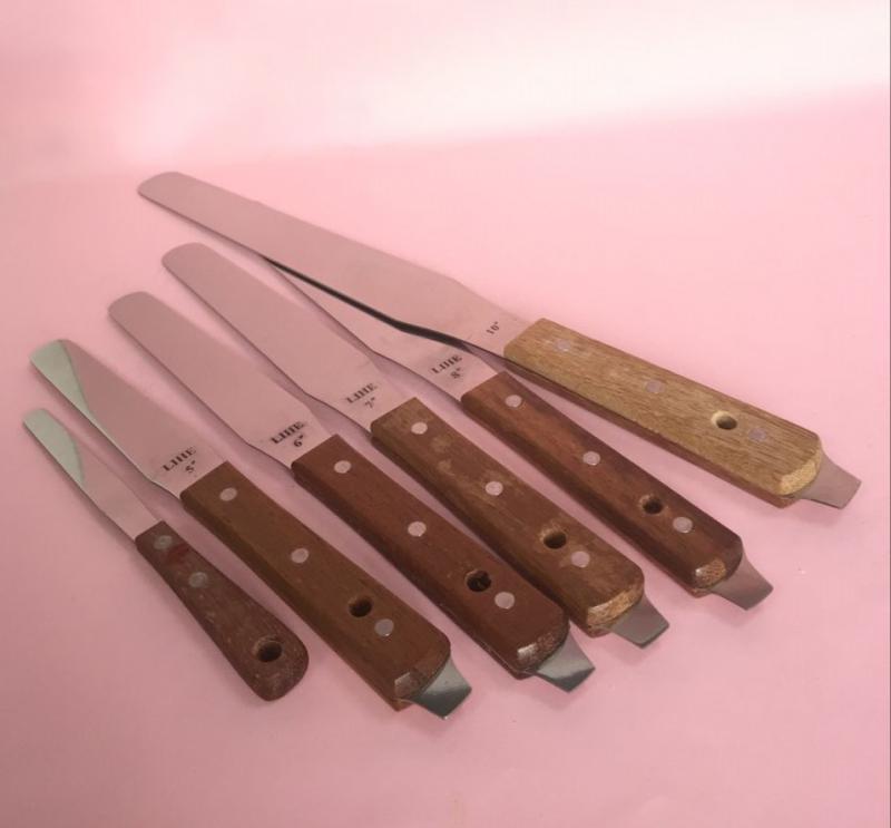 不同规格型号油墨调墨刀 调油刀 锡膏搅拌刀