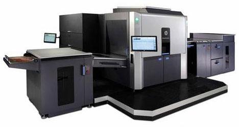 深圳首台惠普10000超大尺寸快印,特殊材料快印