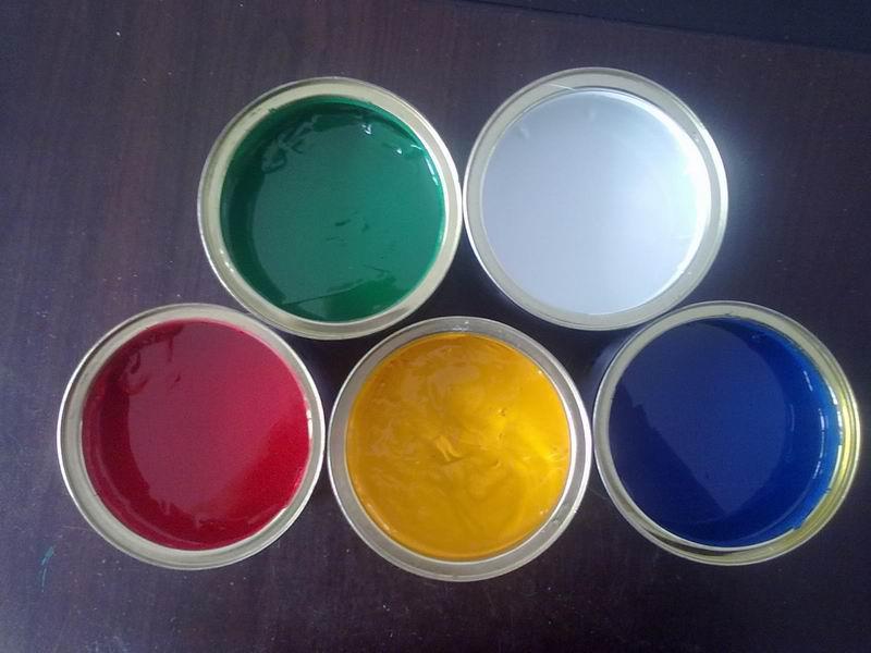 丝印耐溶剂PP免处理油墨