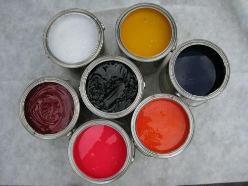 丝印高耐磨铝合金油墨
