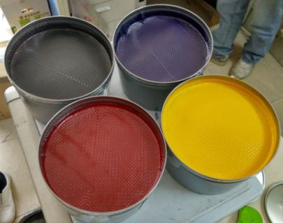 胶印四色墨、合成墨、水转印四色墨、环保四色墨、印纸油墨-瑞境