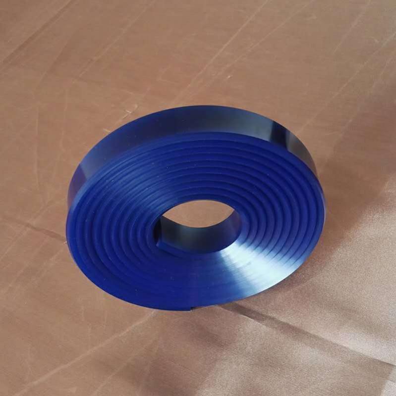 供应丝印机专用三角胶刮,刮刀,耐溶剂胶刮