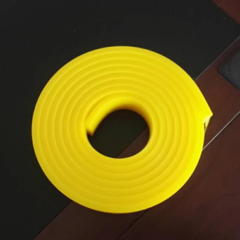胜达PU-500柠檬黄胶刮,聚氨酯胶刮,丝印机专用胶刮