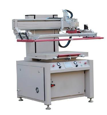 4060平面丝印机4060电动平面丝网印刷机