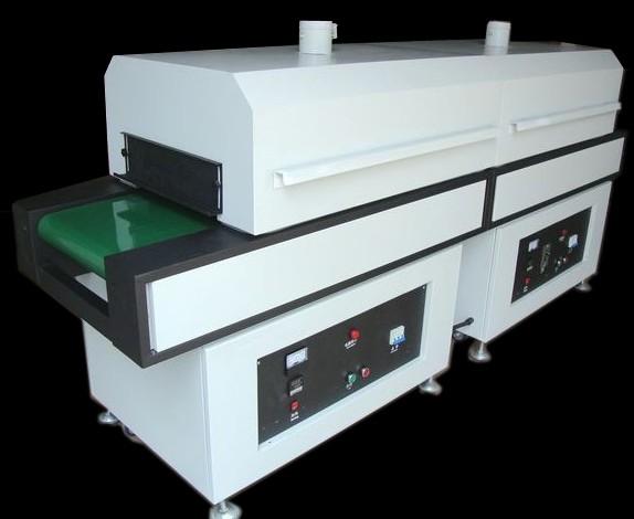 深圳UV油墨印刷与喷光油UV拉UV光固化机