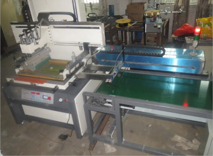 厂家直销丝网印刷 丝印机 UV光固机流水线工作台【鑫港机械】