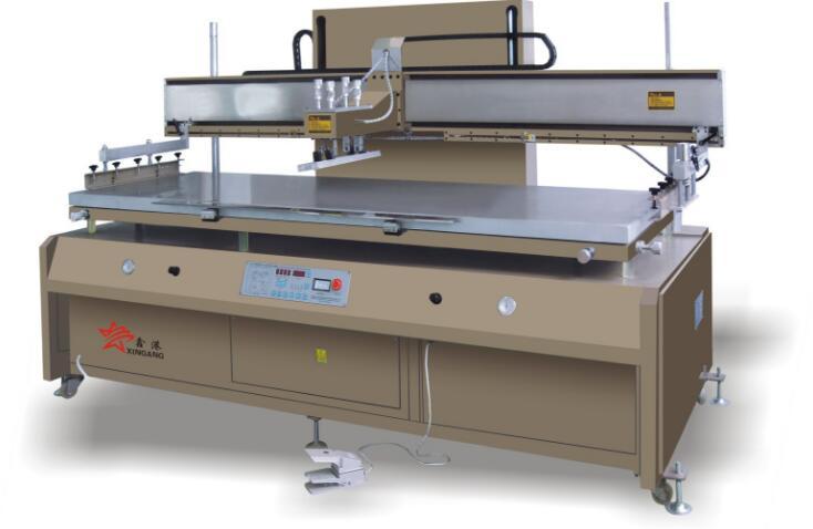 供应 滑雪 冲浪板 专用丝印机 大型丝网印刷机 平升式 精准定位