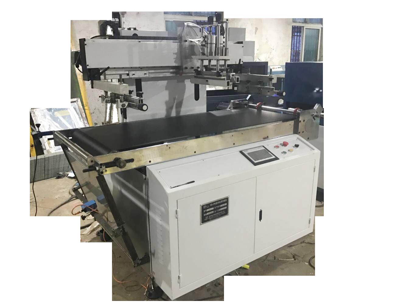 全自动卷对卷丝印机