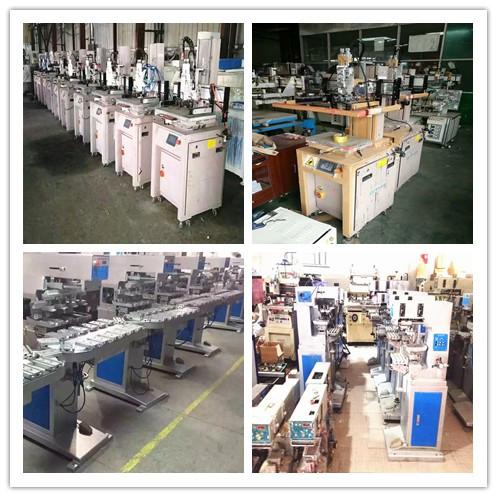 二手移印机低价转让半自动丝网印刷机喷油设备盖板设备