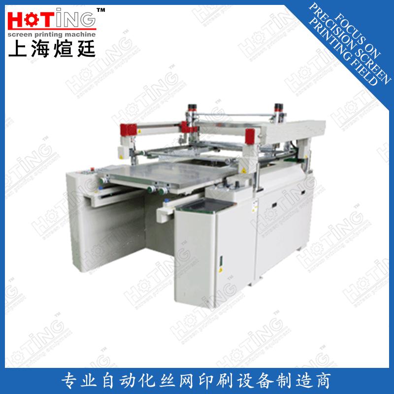 半自动丝印机 精密四柱丝印机 fpc电路板印刷机 薄膜开关丝印