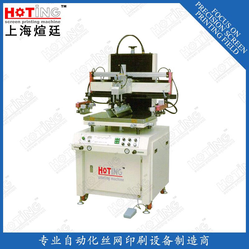 半自动锡膏丝印机 气动二柱丝印机 CD光盘丝印机 标签丝印机