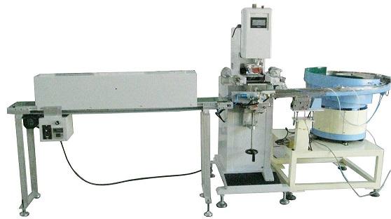 振动盘移印机,全自动震动盘移印机,震斗移印机