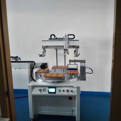 视窗玻璃丝印机,亚克力镜片丝印机,灯箱面板丝印机