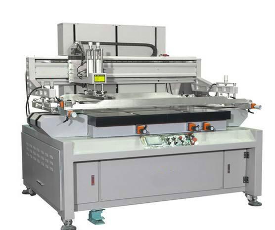 PET丝印机,PVC丝印机,保护膜丝网印刷机
