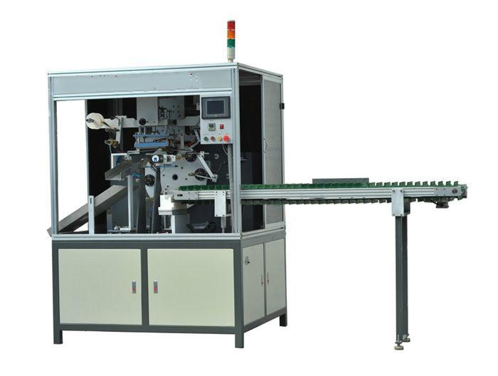 软管丝印机,圆管丝印机,圆形全自动丝印机