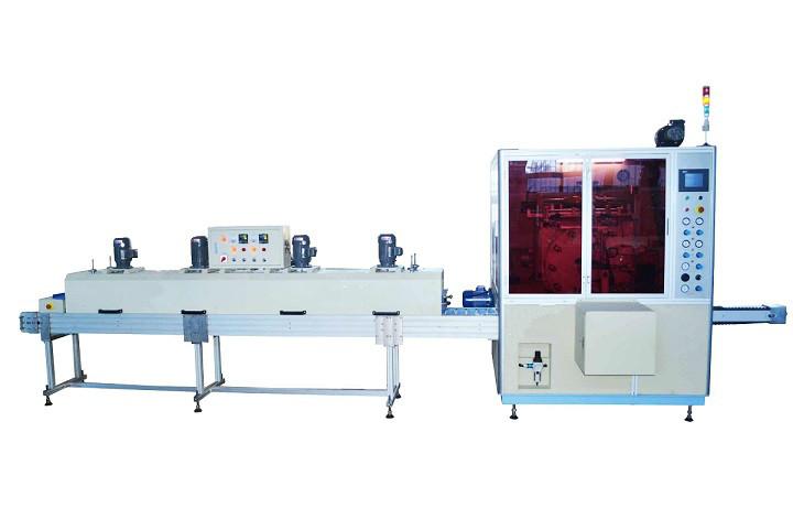全自动曲面丝印机,自动圆面丝印机,轮转多工位丝印机