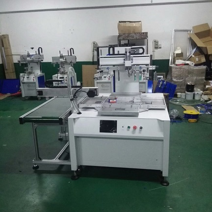 灯饰玻璃丝印机,电磁炉玻璃印刷机,多工位丝网印刷机