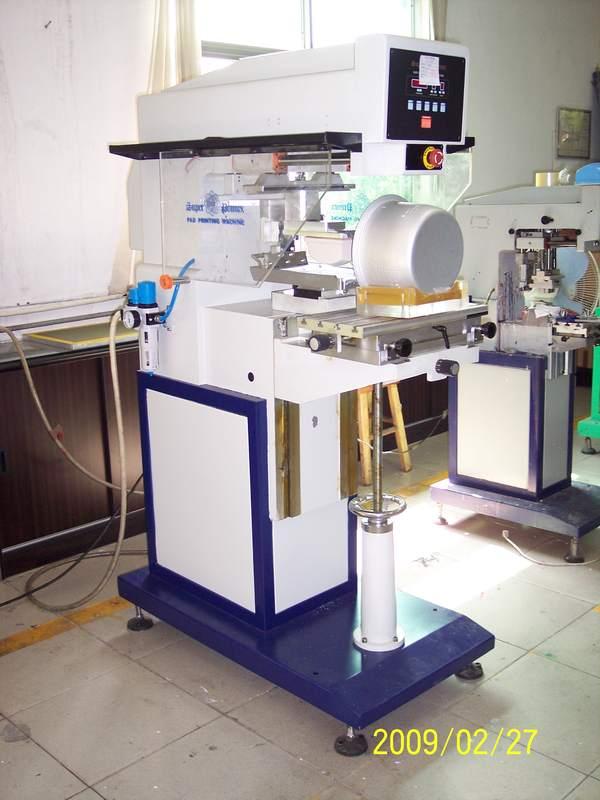 电饭煲内胆移印机,电饭锅内胆移印机,全自动移印机