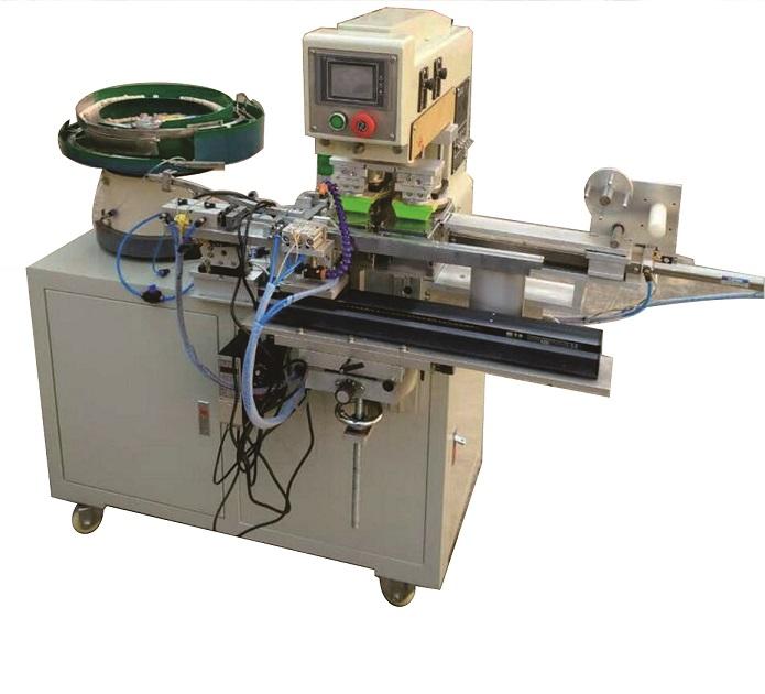 美泰玩具移印机,蛋挞外壳移印机,无人化移印机